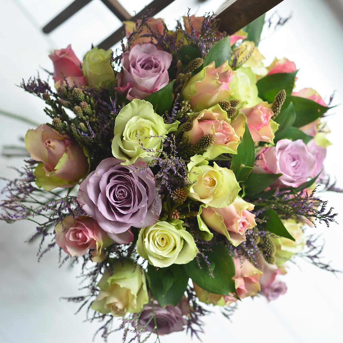 31 Mixed - Aranjman - Lunlun Çiçek