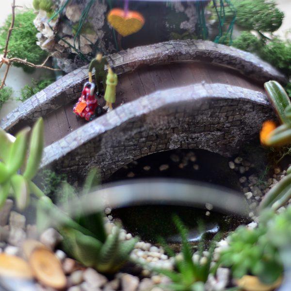 My Dearest - Temalı Terrariumlar -  Lunlun Çiçek