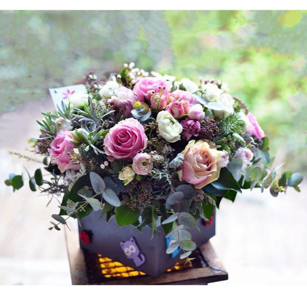 Hosgeldin - Bebek Kutlama - Lunlun Çiçek
