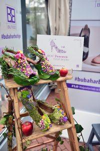 Çiçekli ayakkabılar / Çiçekli ayakkabılar / Butigo Bahar 2017 Lansmanı- Lunlun Çiçek