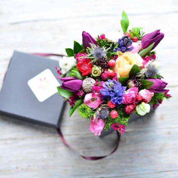 All The Colors  - Aranjmanlar - Lunlun Çiçek