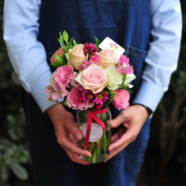 Canım Anneme - Aranjmanlar - Lunlun Çiçek
