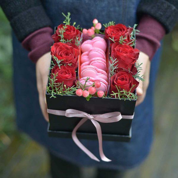 Love Box - Aranjmanlar - Lunlun Çiçek